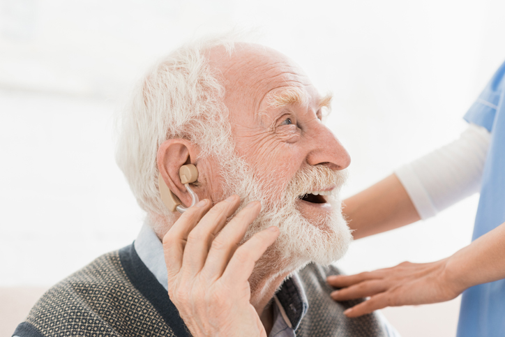 Hearing Impairment in Older Adults