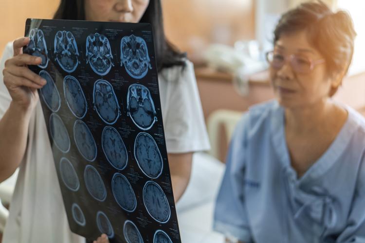 Traumatic Brain Injury in Seniors