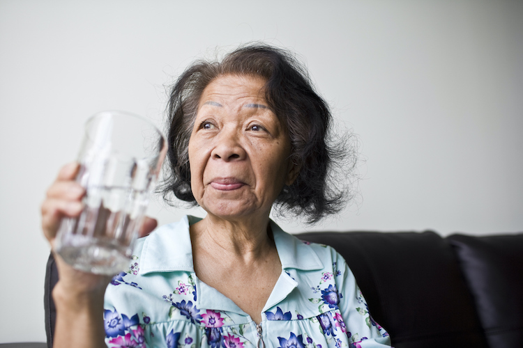 Preventing Dehydration in the Elderly