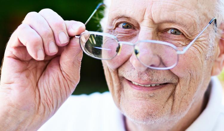 Senior Eye Exams