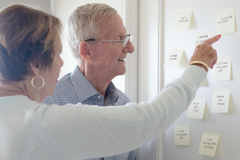 Alzheimer's Home Safety: