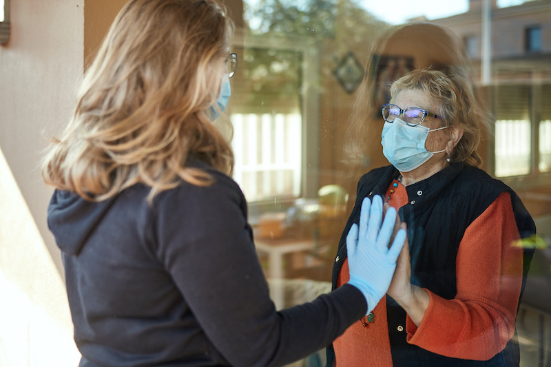 Helping Older Adults Cope with Pandemic Fatigue