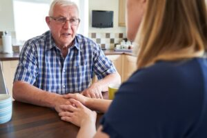 elderly parent care needs
