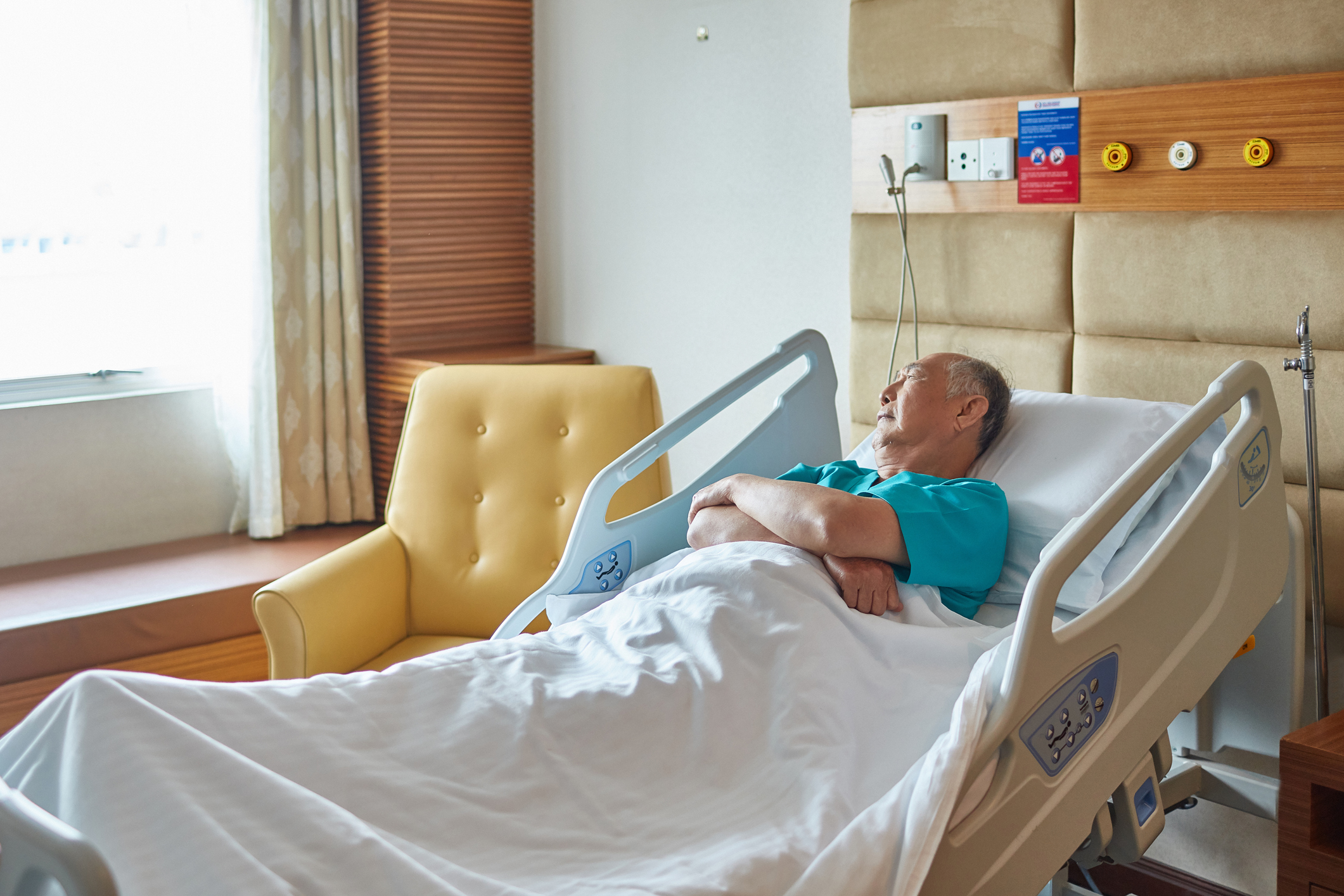 Researchers are looking to better understand hospital delirium in older adults.
